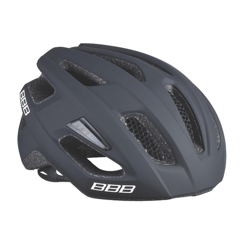 Велошлем BBB 2018 Kite черный матовый, Шлемы велосипедные, 1298113  - купить со скидкой