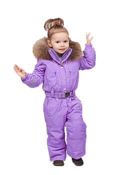 Купить Комбинезон горнолыжный Poivre Blanc 2013-14 W13-1030-BBGL/A jacynthe Детская одежда 1021818