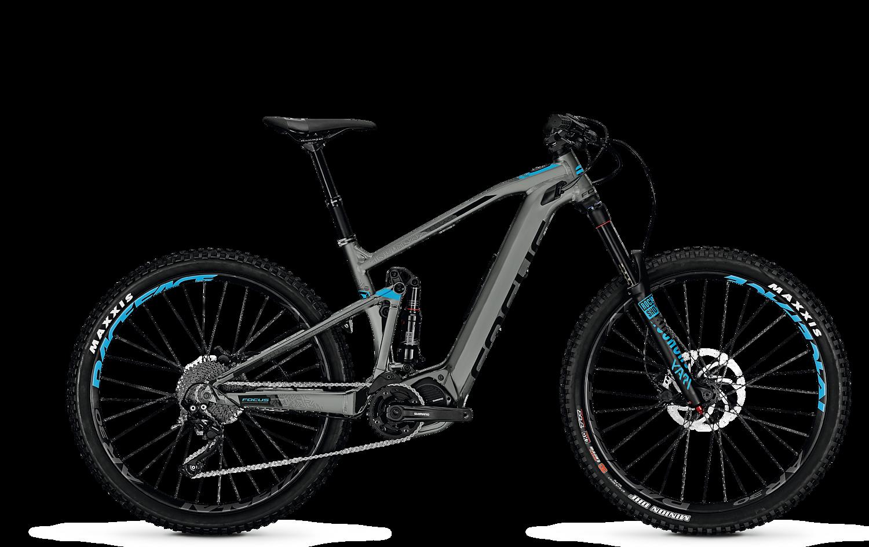 Купить Электровелосипед FOCUS 2018 SAM2 LTD 10,5AH 36V greym, Электровелосипеды, 1382740