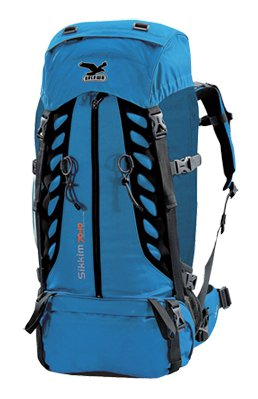 Купить Рюкзак Salewa Sikkim 70+10 (голубой) Рюкзаки туристические 451198