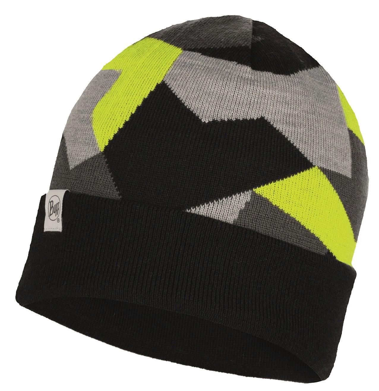 Шапка Buff Jr Knitted Hat Ran Black