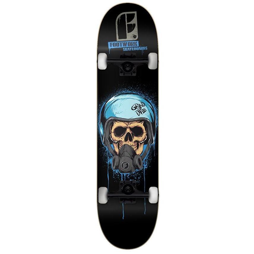 Купить Скейтборд в сборе Footwork 2018 GRIND OR DIE 8.125 x 31.4, Скейтборды, 1411148