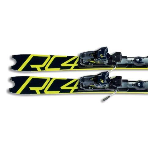 Горные лыжи Fischer 2018-19 RC4 WORLDCUP SL JR. CURV BOOSTER · БЕСПЛАТНАЯ  доставка по России dabaddc2f14