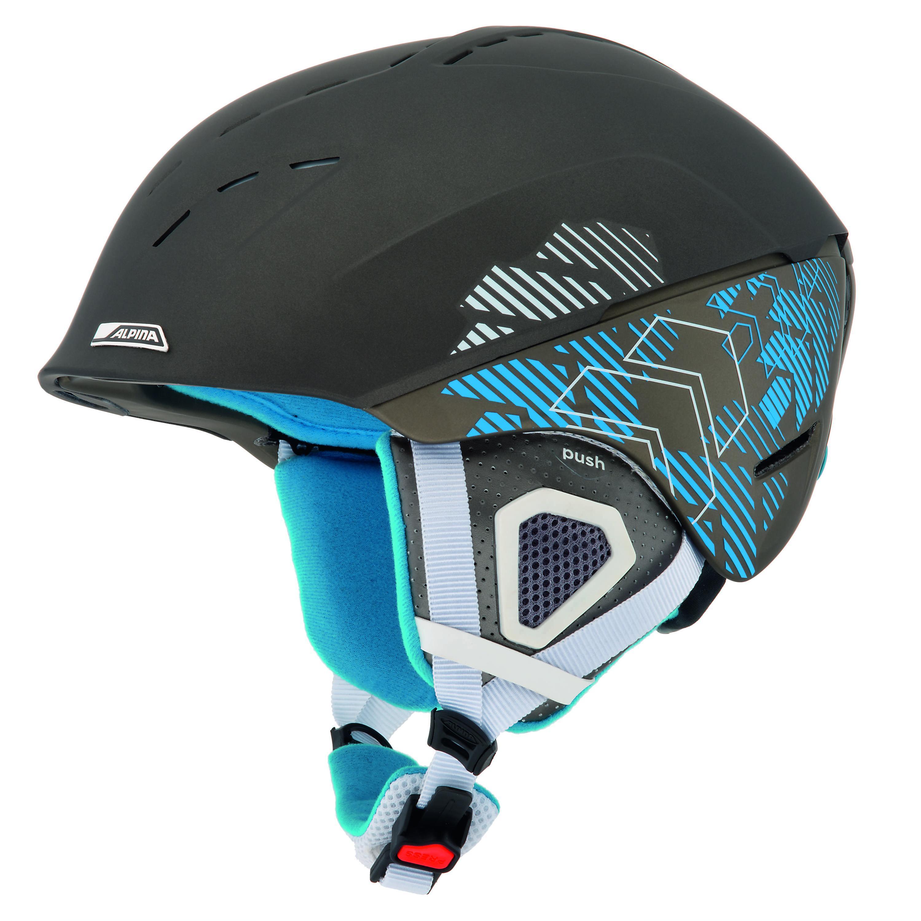 Купить Зимний Шлем Alpina SPICE, Шлемы для горных лыж/сноубордов, 1131160