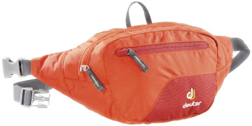 Сумка поясная Deuter Belt II orange-lava