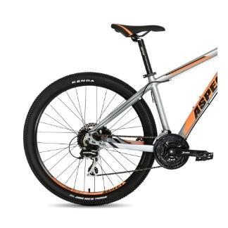 Велосипед Aspect Stimul 2018 Серо-Оранж.