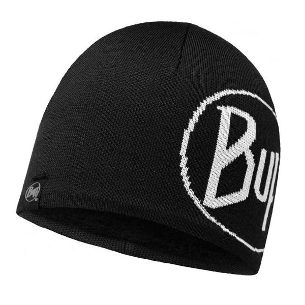Шапка Buff Knitted & Polar Hat Lech Black