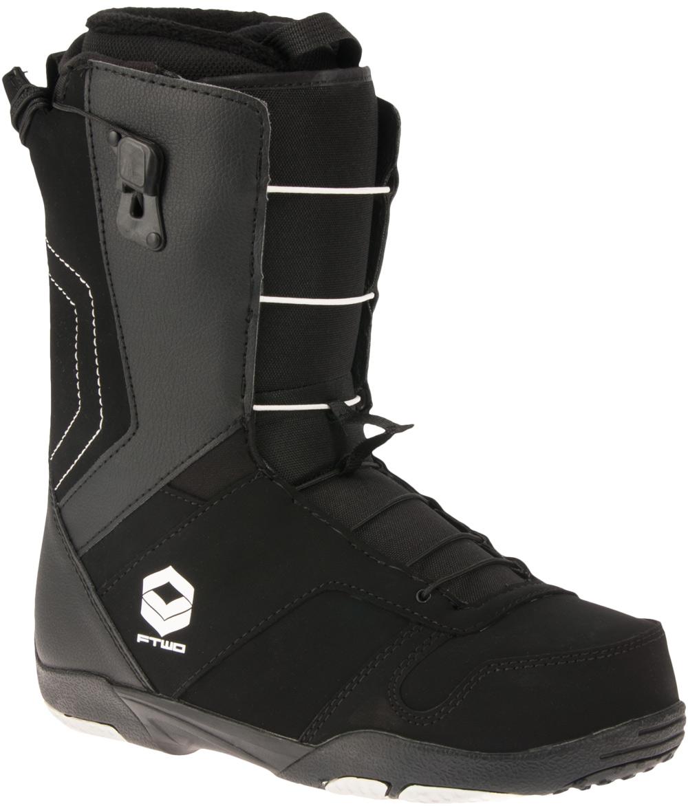 Купить Ботинки для сноуборда FTWO 2015-16 Air black, сноуборда, 1216747