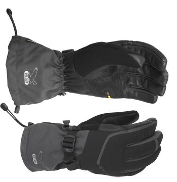 Купить Перчатки горные Salewa DENALI GTX M GLOVE black/0700 Перчатки, варежки 839382