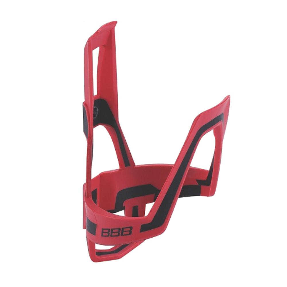 Купить Флягодержатель Bbb Dualcage Красный/черный, унисекс, Фляги и флягодержатели