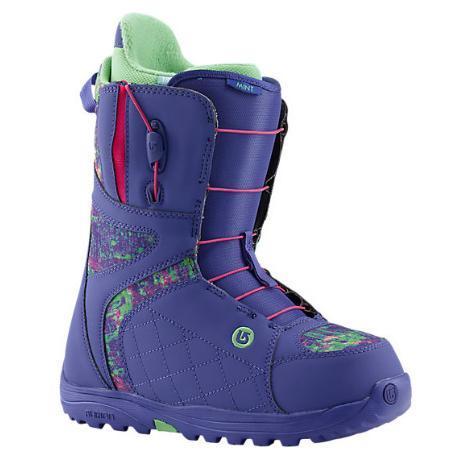 Купить Ботинки для сноуборда BURTON 2014-15 MINT PURPLE PRINT, сноуборда, 1134518