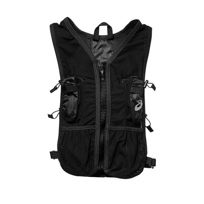 Купить Жилет Беговой Asics 2018 Hydration Vest Performance Black, унисекс, Одежда для бега и фитнеса
