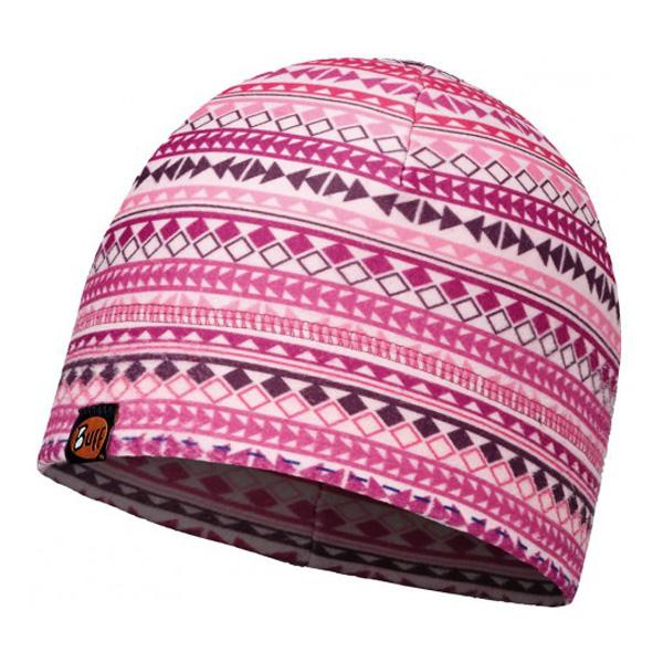 Купить Шапка BUFF KIDS POLAR HAT DIAMONDSPINK-PINK-Standard, Головные уборы, шарфы, 1228085