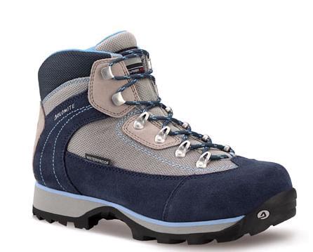 Ботинки для треккинга (высокие) Dolomite 2017 Gardena Wp wmn Night Blue/Cinder Grey Треккинговая обувь 1331814  - купить со скидкой