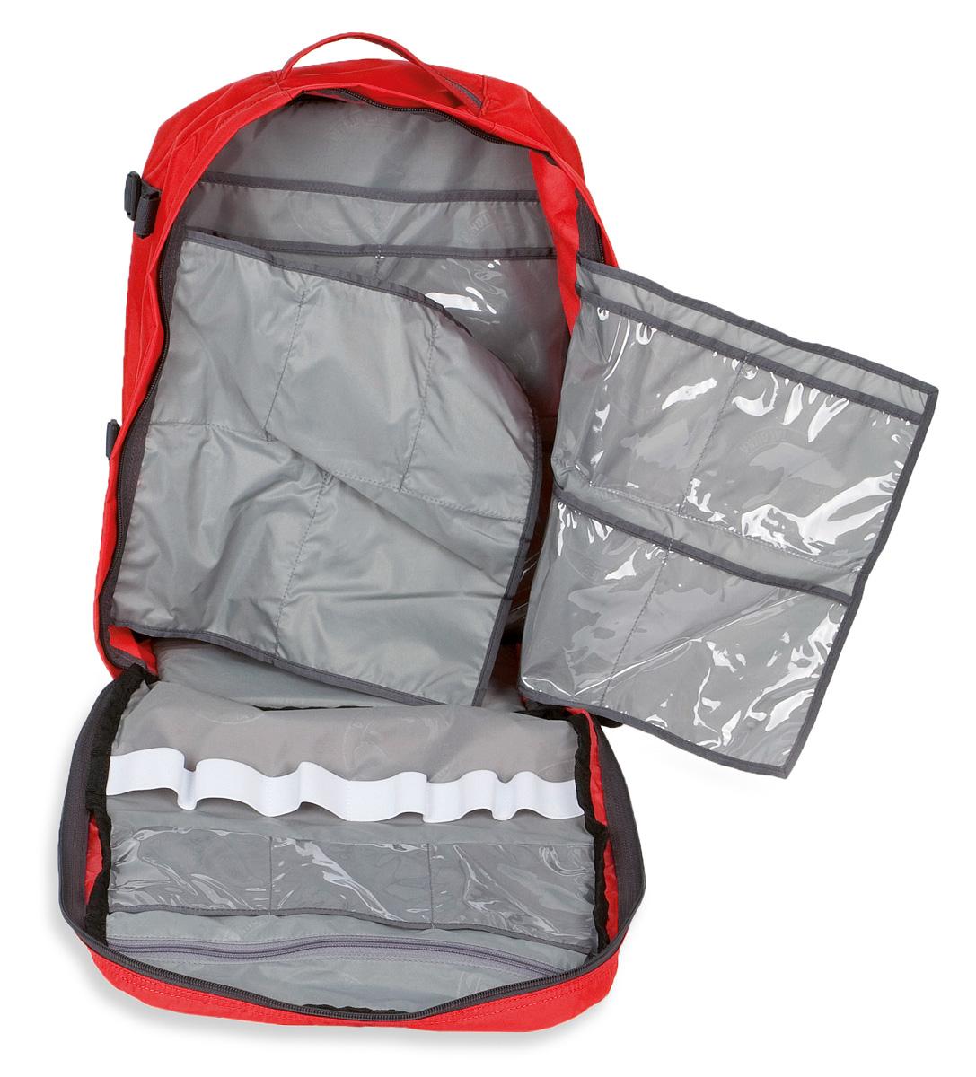 Рюкзак Tatonka First Aid Pack Red от КАНТ