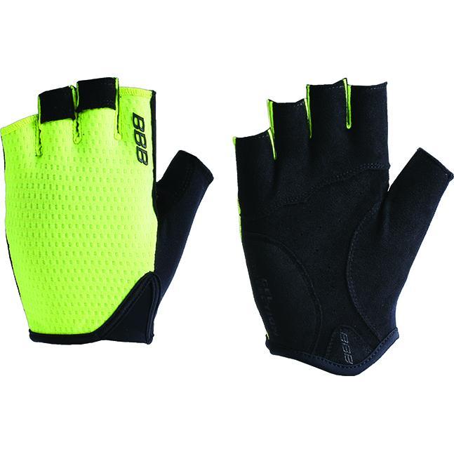 женские перчатки bbb, желтые