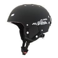 Купить Зимний Шлем Alpina PARK PRO black matt, Шлемы для горных лыж/сноубордов, 1131219