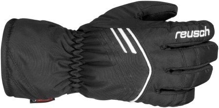 Перчатки горные REUSCH 2013-2014 JUNIOR BOY SKI Bendix  R-TEX XT Junior black / white