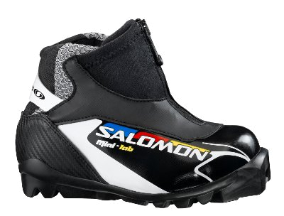 Лыжные ботинки SALOMON 2012-13 MINI LAB