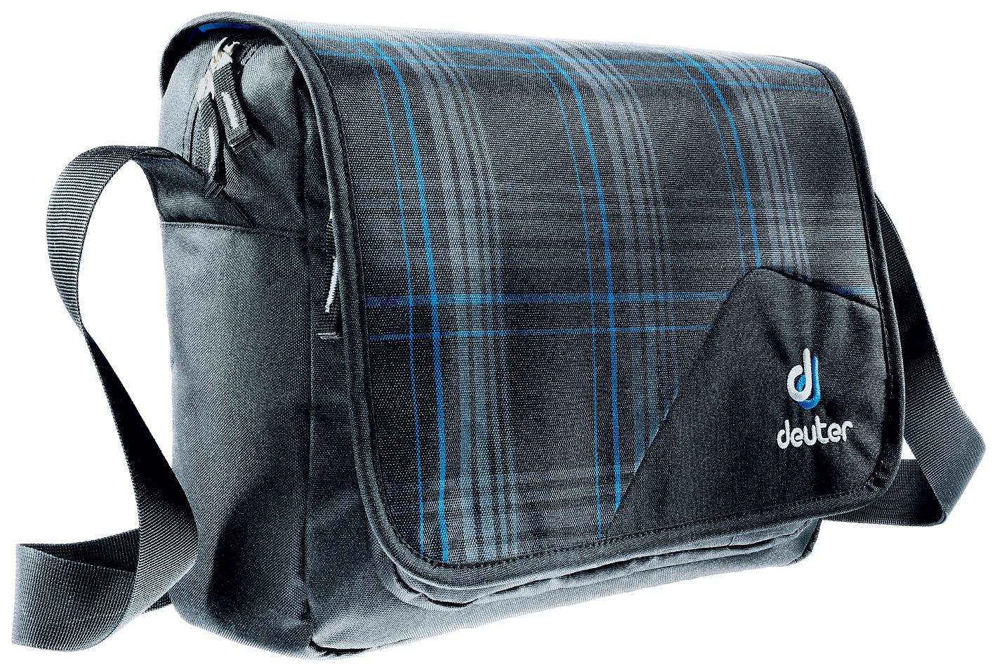 Купить Сумка на плечо Deuter 2015 Shoulder bags Attend blueline check Сумки для города 1147472