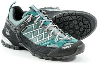 Купить Треккинговые кроссовки Salewa Tech Approach Womens WS FIRE TAIL GTX lullaby - lemon Треккинговая обувь 896700