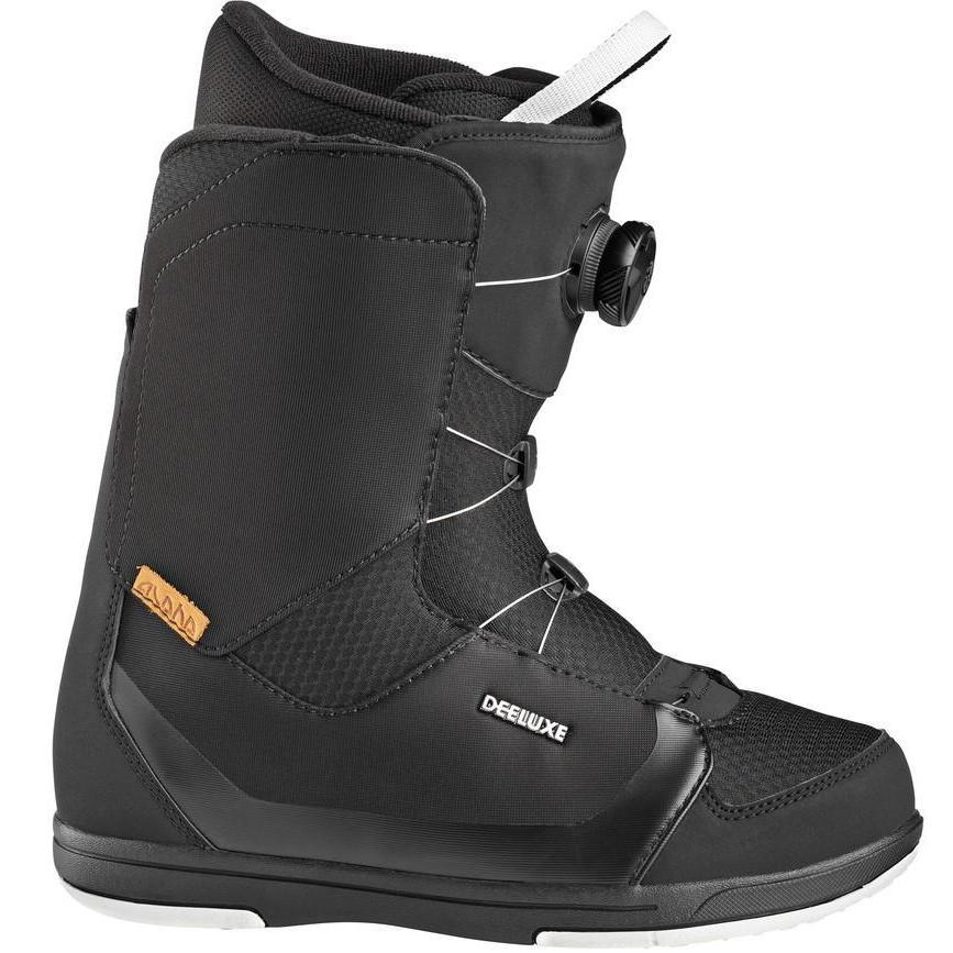 Ботинки для сноуборда DEELUXE ALPHA BOA TF BLACK - купить недорого ... 09d22ac89ff