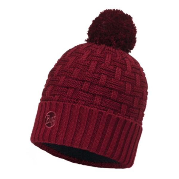 Шапка Buff Knitted & Polar Hat Buff Airon Wine