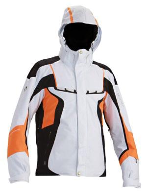 Купить Куртка горнолыжная DESCENTE 2012-13 FERRAN Mist grey серый, Одежда горнолыжная, 824107