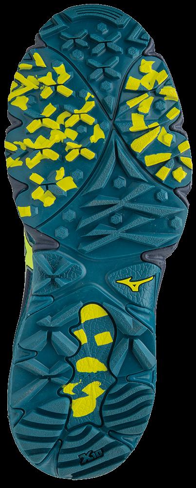 c63f8b5873ce Беговые кроссовки для XC Mizuno 2017-18 WAVE KIEN 4 G-TX (W) син ...