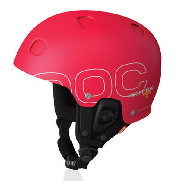 Зимний Шлем Poc Receptor + Red