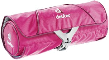 Косметичка Deuter Wash Bag Roll magenta-blackberry