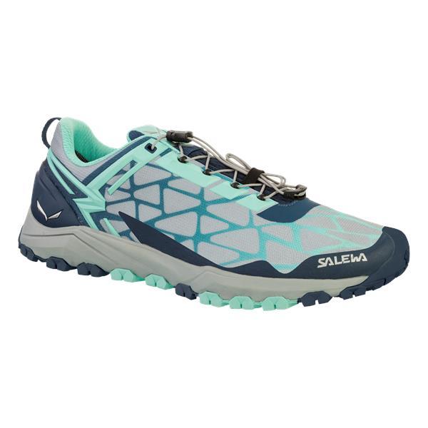 Треккинговые кроссовки Salewa 2017 WS MULTI TRACK Dark Denim/Aruba Blue, Треккинговая обувь, 1330047  - купить со скидкой
