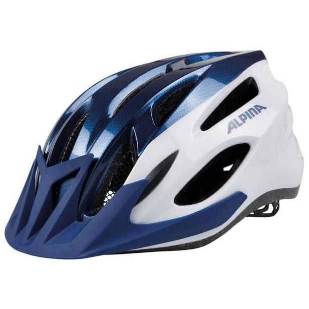 Велошлем Alpina 2018 Mtb 17 Blue-White