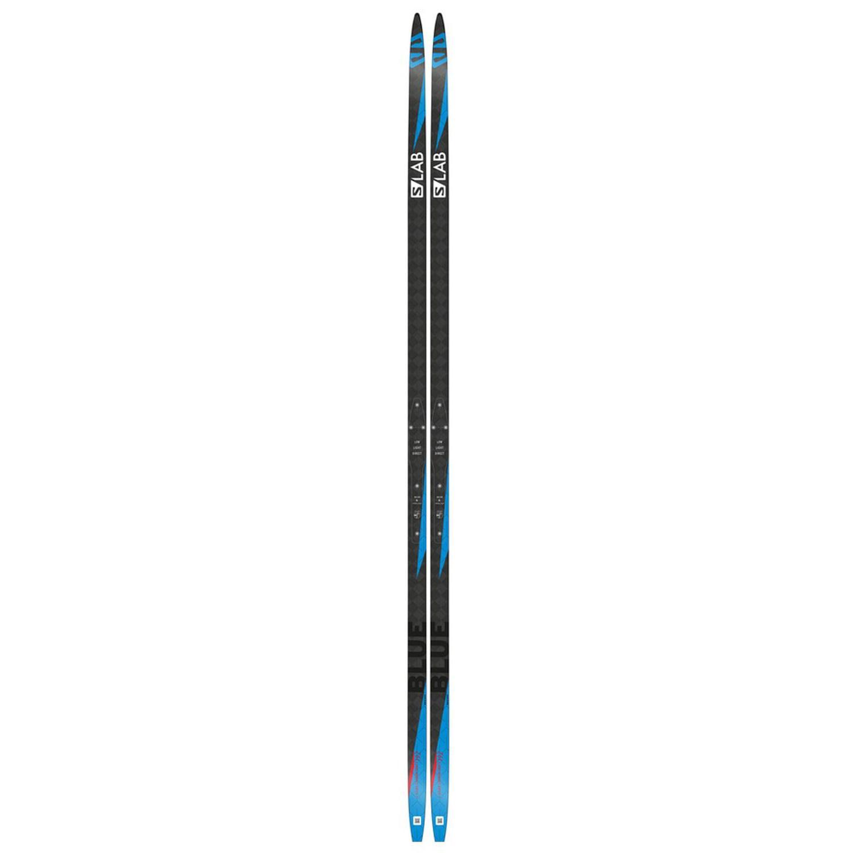 Купить Беговые лыжи SALOMON 2017-18 S/LAB CARBON SK YELLOW X-Stiff, лыжи, 1361255