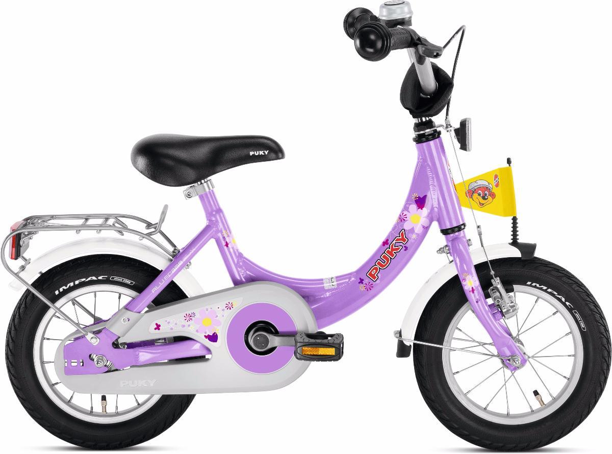 Велосипед Puky Zl 12-1 Alu 2016 Lilac