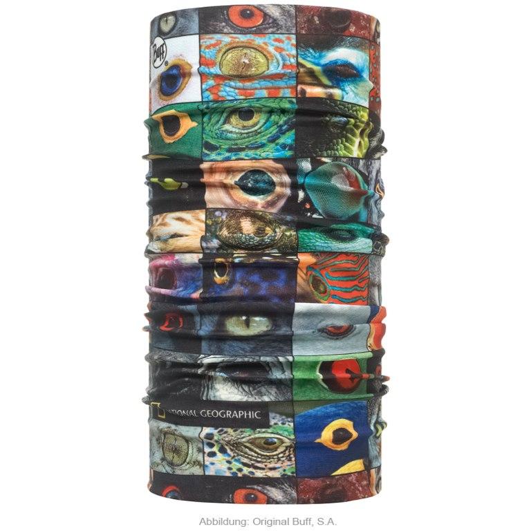 Купить Бандана BUFF LICENSES NATIONAL GEOGRAPHIC ORIGINAL WHO IS Банданы и шарфы Buff ® 876595