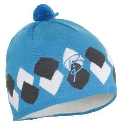 Шапки Bjorn Daehlie Hat SPEEDTRACK (Blue Jewel/Snow White) голубой/белый