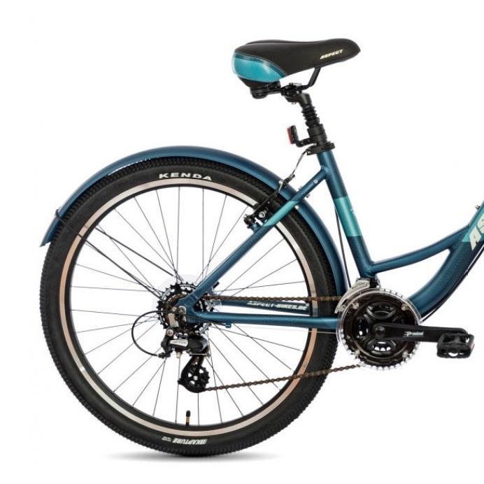 Велосипед Aspect Citylife 2018 Серый