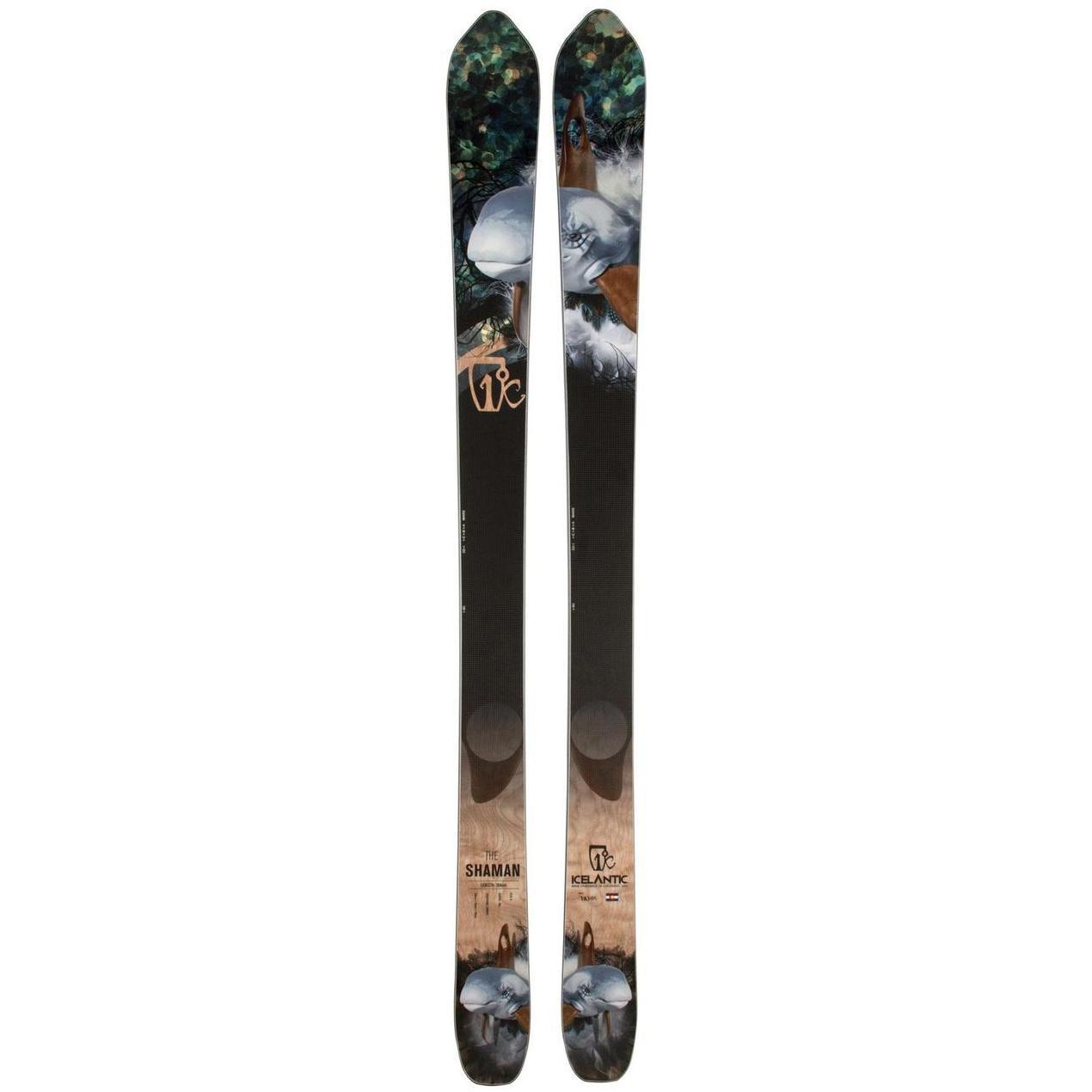 Купить Горные лыжи ICELANTIC 2014-15 SHAMAN, лыжи, 1138727