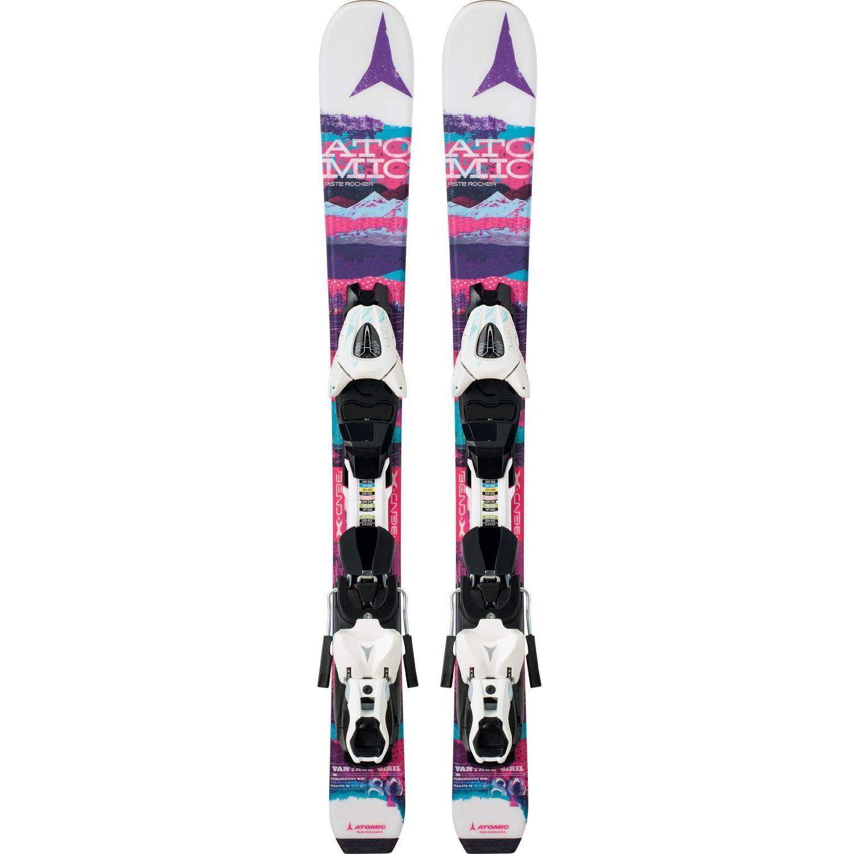 Купить Горные лыжи с креплениями Atomic 2015-16 VANTAGE GIRL I + XTE 045, лыжи, 1195313