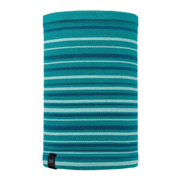 Шарф Buff Knitted & Polar Neckwarmer Buff Laki Turquoise-Turquoise-Standard