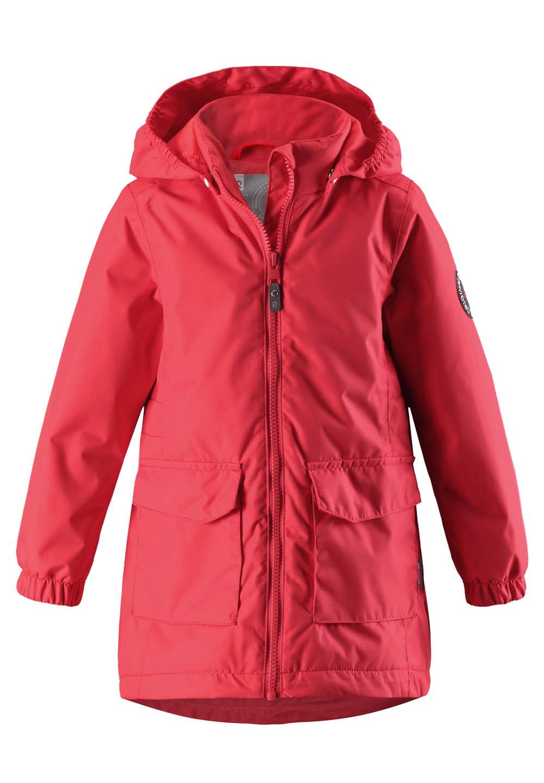 Купить Куртка для активного отдыха Reima 2018 Satama BRIGHT RED, Детская одежда, 1397666