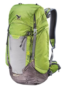 Рюкзак Salewa Hiking Peak 24 dark lime/anthracite