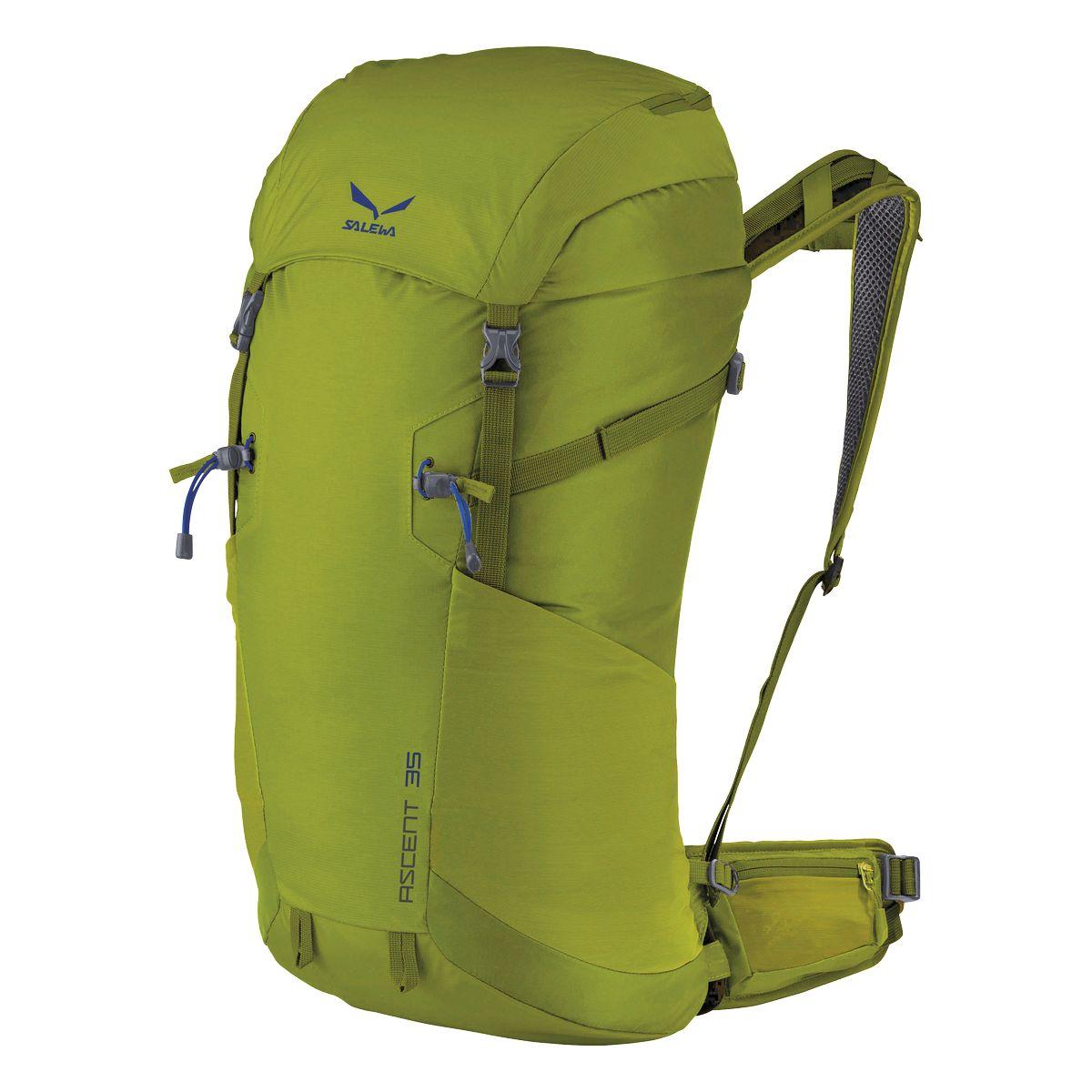 Купить Рюкзак туристический Salewa Ascent 35 Leaf Green Рюкзаки туристические 1240983