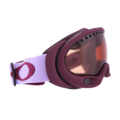 Купить Очки горнолыжные Oakley A FRAME GRAPE WINE VR28, горнолыжные, 1220648