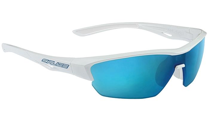 Очки Солнцезащитные Salice 011Rw White/rw Blue от КАНТ