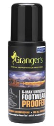 Пропитка GRANGERS G-MAX Universal Footwear Proofer 60ml Bottle
