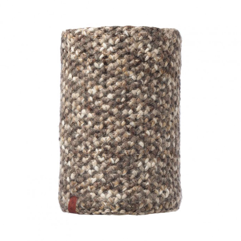 Шарф Buff Knitted & Polar Neckwarmer Margo Brown Taupe