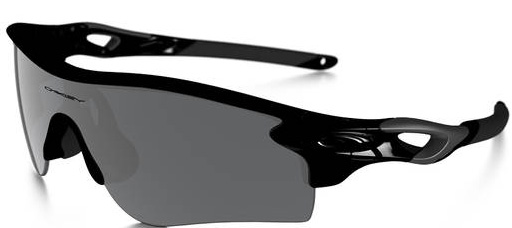 Очки солнцезащитные Oakley Radarlock Path Polished Black w/Black Iridium Polarized&VR28 Black Iridium