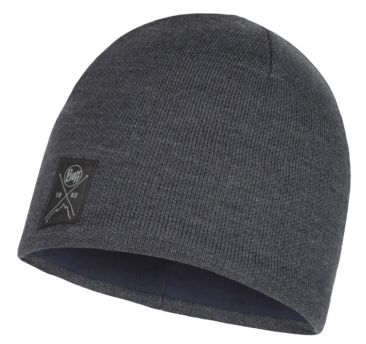 Шапка Buff Knitted & Polar Hat Solid Navy